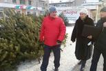 Торговля хвойными деревьями в Каменске стартовала 21 декабря