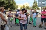 Прогулялись по Красногорке благодаря УАЗу