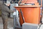 Каменск-Уральский литейный завод совершенствует технологию плавки магния