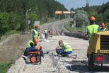 Байновский мост: транспортная доступность жителей города в условиях ремонта обеспечена