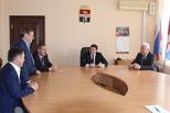 Новый руководитель ОАО «КУМЗ» представлен главе города