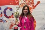 Лучший спортсмен весеннего сезона – бегунья Ксения Кузнецова