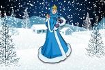 Конкурс снегурочек в ДК «Металлург»