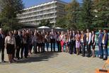 Делегация Синарского трубного завода, входящего в Трубную Металлургическую Компанию, вернулась с 15-го Международного форума ТМК и Группы Синара «Горизонты», проходившего в городе Сочи.
