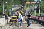 Байновский мост: демонтаж старого покрытия и ограждений проходит штатно
