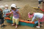 Настоящее раздолье для песочных замков