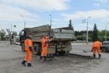 Город наводит порядок с аварийно-опасными участками дорог