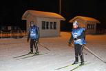 Открыли декаду лыжного спорта в «Березовой роще»
