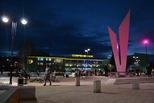 Открытию площади у ДК «Современник» радовались все жители Ленинского поселка
