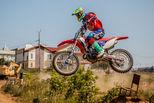 Мотокросс в Каменске — первый в этом году