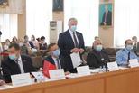 Дан старт избирательной кампании по выборам депутатов Думы Каменска-Уральского