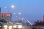 В темное время суток на улицах города стало гораздо светлее