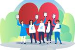 К команде волонтеров проекта по онлайн-голосованию за объекты благоустройства присоединились более тысячи свердловчан