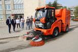 Уборку тротуаров в Каменске-Уральском нужно выводить на новый уровень