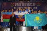 Тхэквондисты из Каменска-Уральского удачно выступили на Первенстве мира