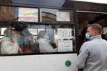 15 автобусов. Два протокола. Один рапорт