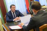 Евгений Куйвашев дал поручения по созданию Центра бокса в Каменске-Уральском и поддержал проекты развития Верхней Туры